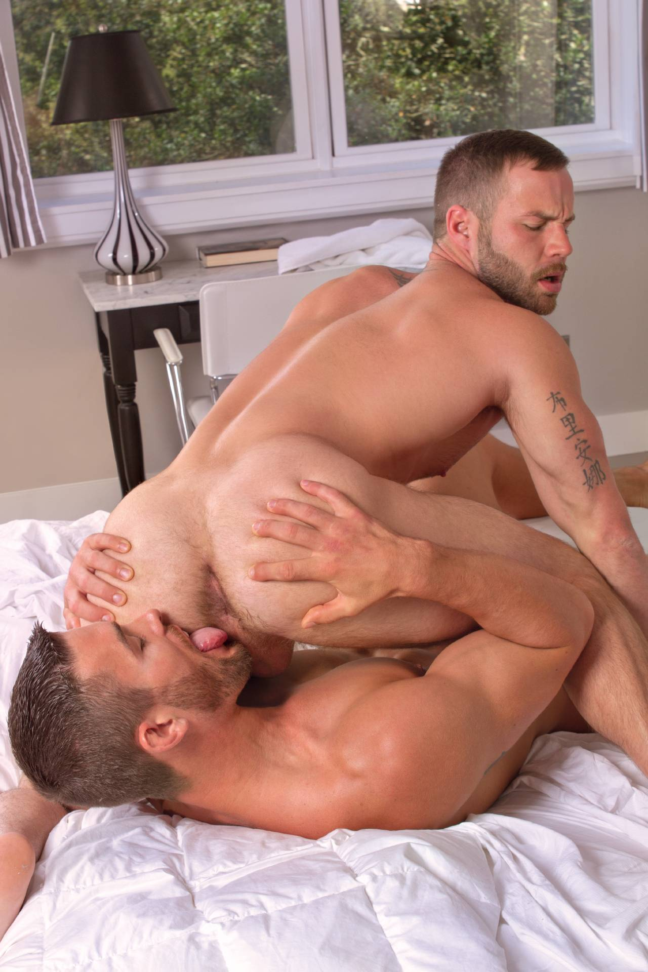 Horny guys sucking each others dicks 5