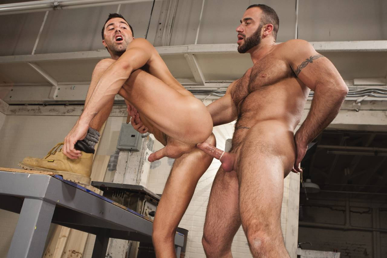 Fucking nude male warrior erotica scenes
