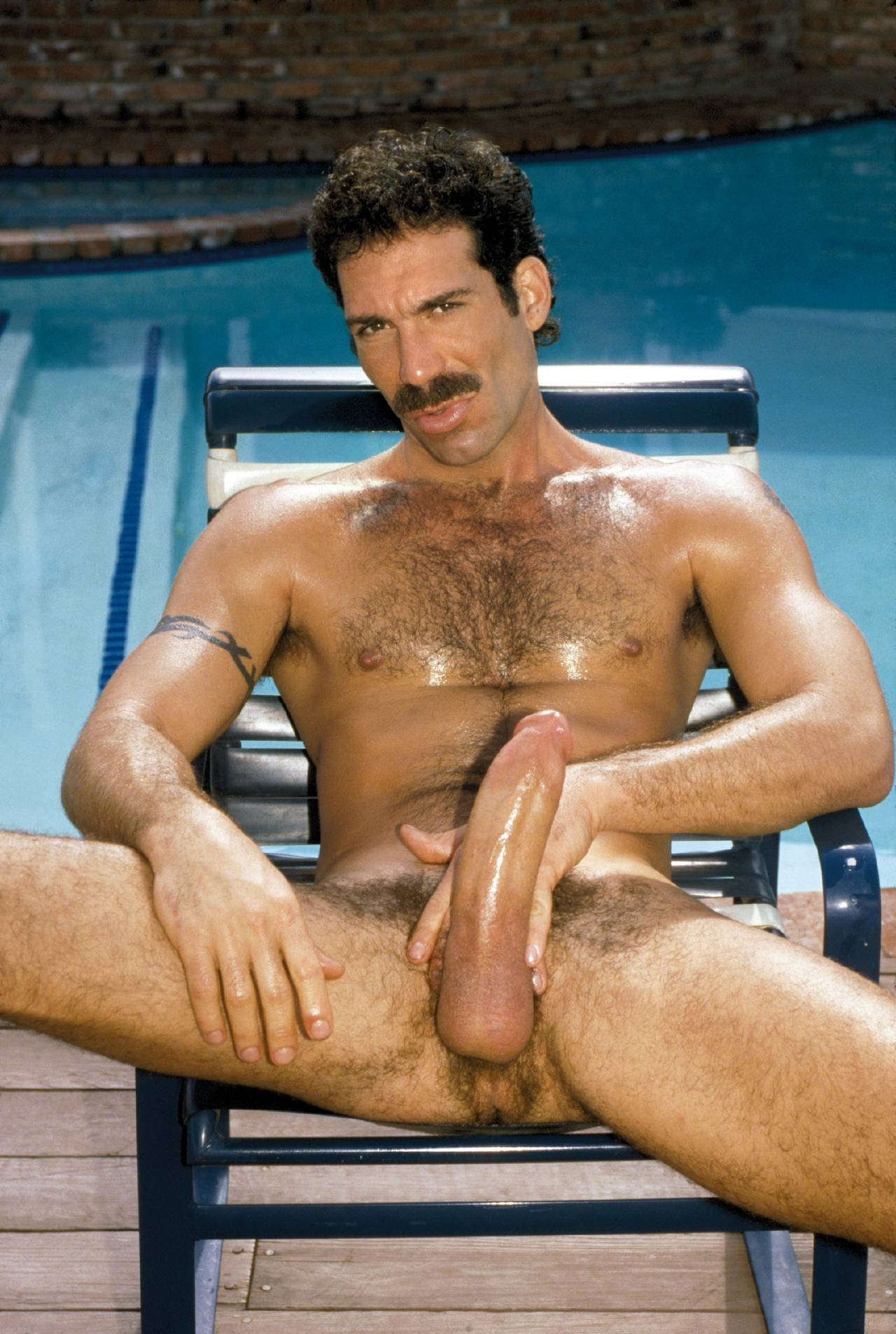 from Abram chad douglas gay masculine mustachioed