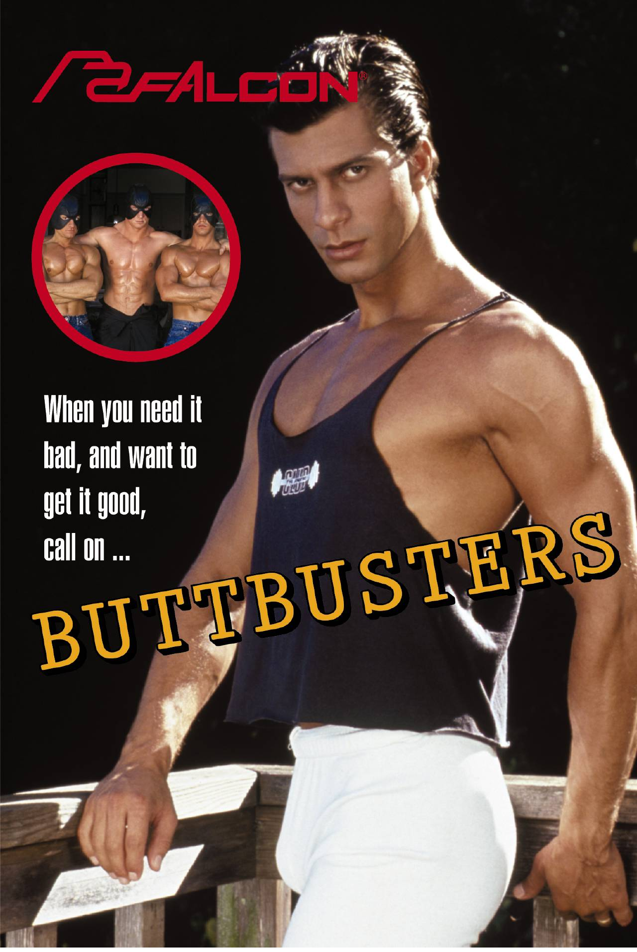 from Bryan gay butt busters