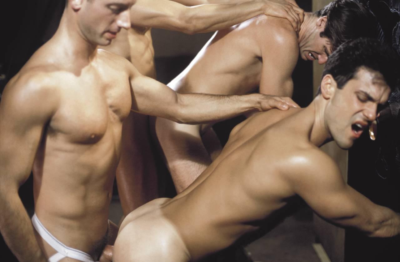 Порно геев в тюрьме