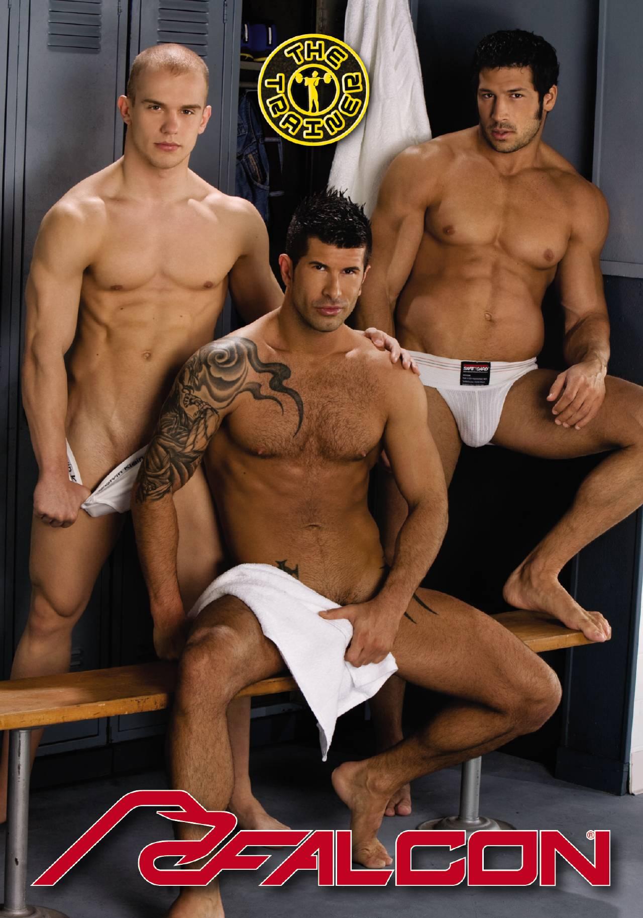 Секс с тренером геем 5 фотография