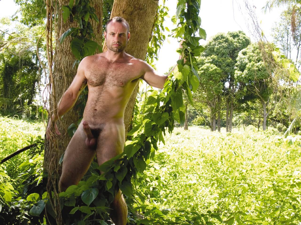 Naked Men Outdoors Videos